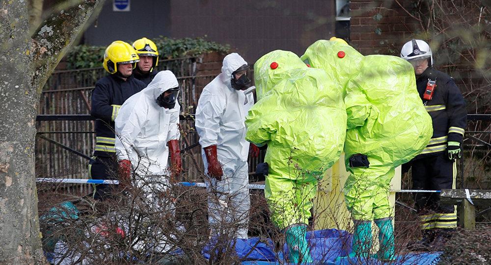 British Police Allegedly Identifies Novichok Poisoning Suspects: Media
