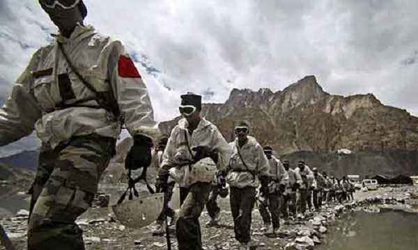India Gives Up Its Plans To Raise 90,270-Strong Mountain Strike Corps - Reports