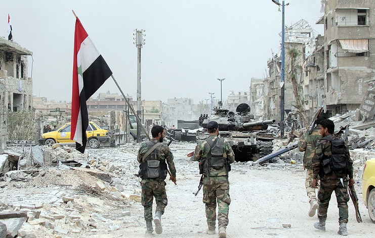 27 Settlements In Southern Syria Return To Government Control Over Past Week