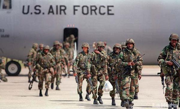 US To Create Several New US military Bases In Argentina