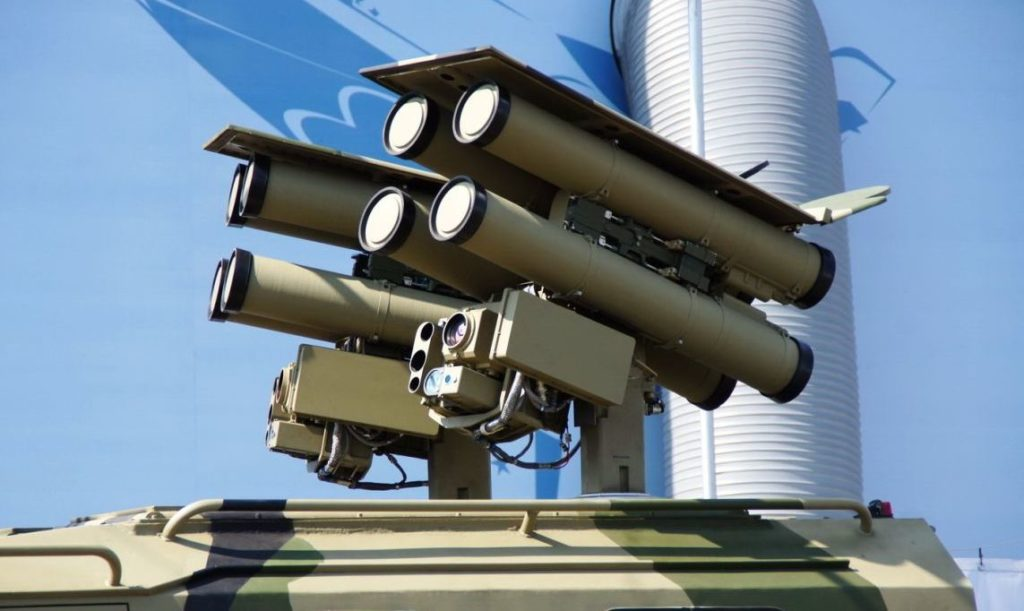 Russia, Qatar Sign Contracts For Delivery Of Kornet-E Missiles, Other Weapons, Continue Negotiations On S-400
