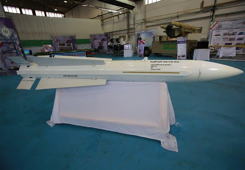 Iran Kicks Off Mass Production Of Fakour-90 Air-To-Air Missile