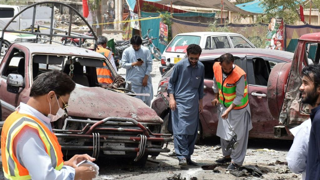 Pakistani General Election Ongoing Amid Suicide Bombing And Armed Clashes