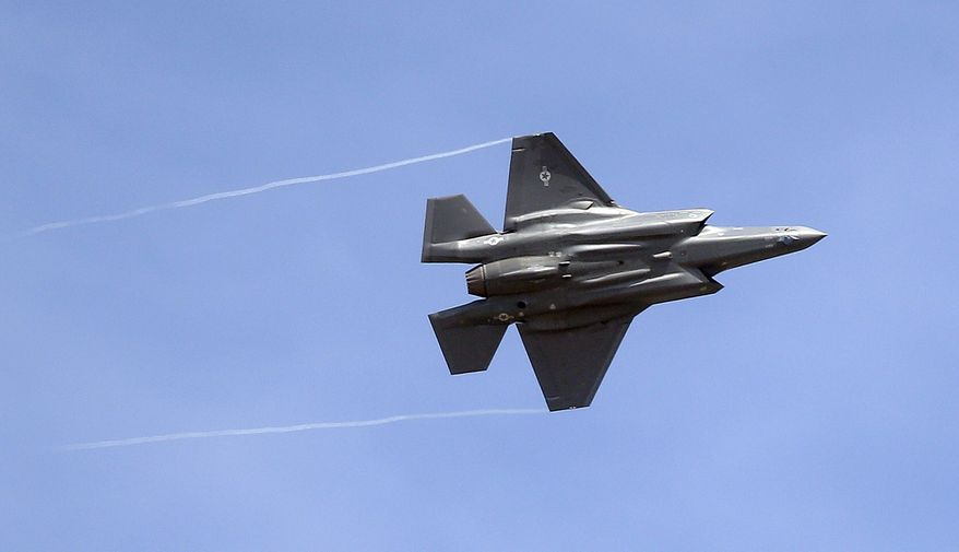 F-35 Delivery To Turkey Is Officially Delayed By Congress