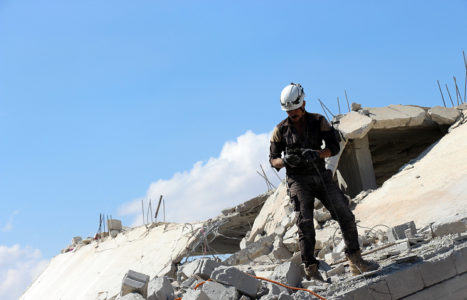 White Helmets Flee From Syria For Fear Of Being Exposed - Russian Mission To EU