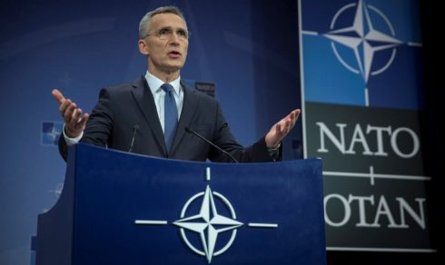 Psychoanalysing NATO: Projection