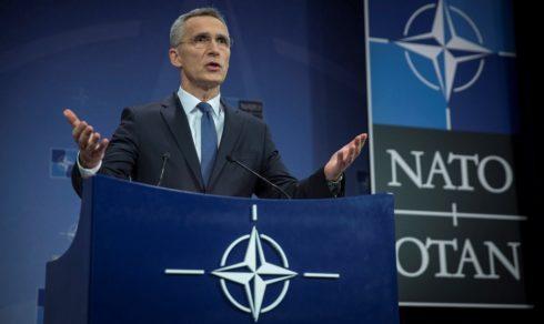Psychoanalysing NATO: Projection