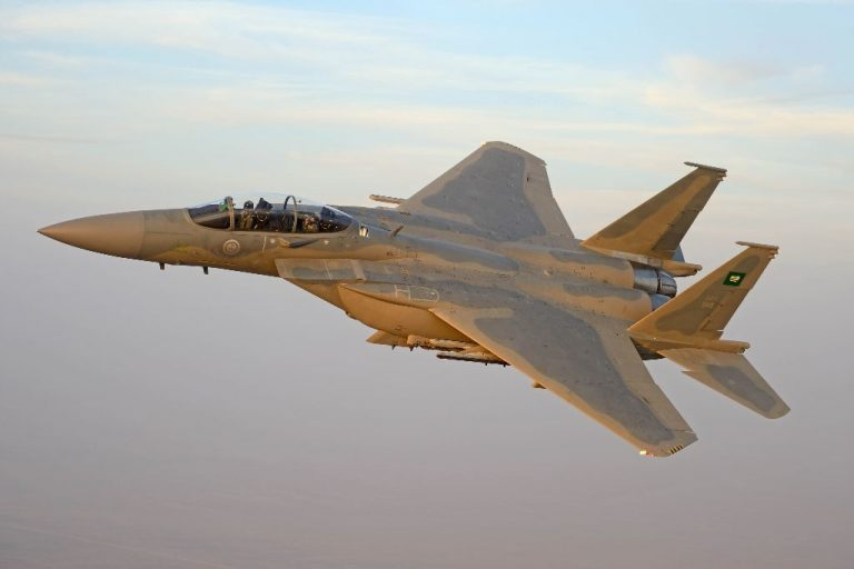 Saudi Arabia To Convert Its F-15S Jets To F-15SA Variant