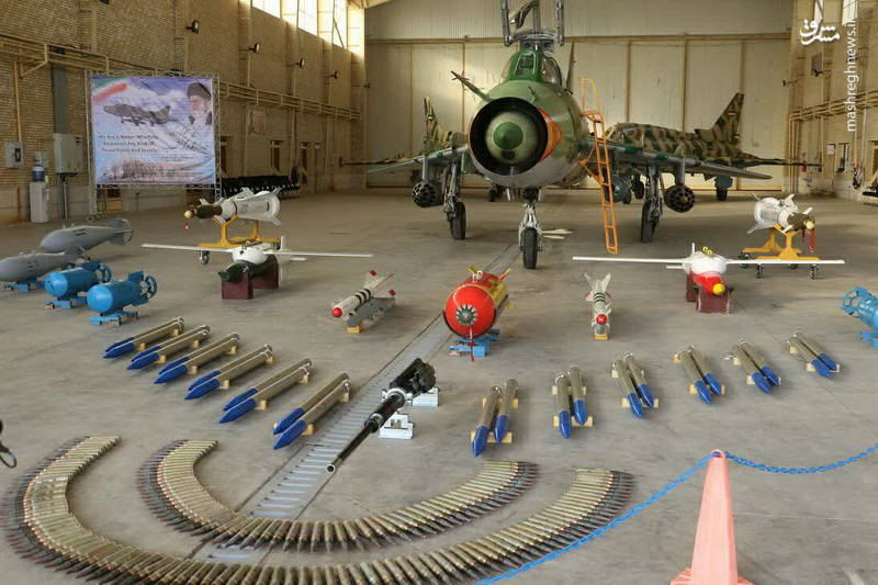 Islamic Revolutionary Guard Corps Receive 10 Upgraded Su-22 Jets, Plan To Arm Them With Cruise Missiles