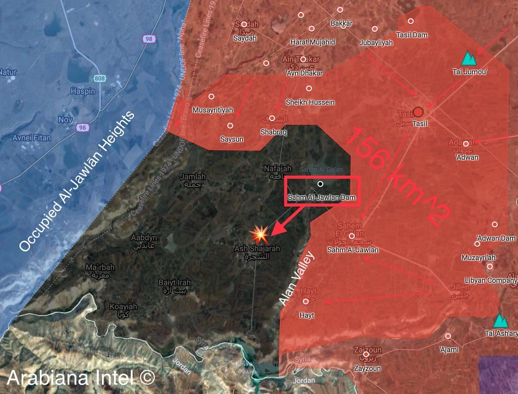 Syrian Army Liberates More Area In Western Daraa From ISIS (Video)