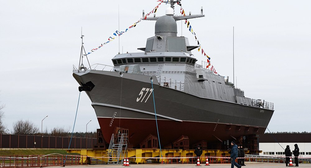 Russia May Sell Karakurt-class Corvettes Armed With Kalibr Cruise Missiles To Asia-Pacific Region Countries: Deputy Prime Minister