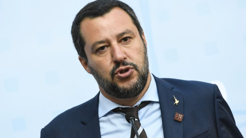Italy's Deputy Prime Minister: EU Not Negotiating Brexit In 'Good Faith'