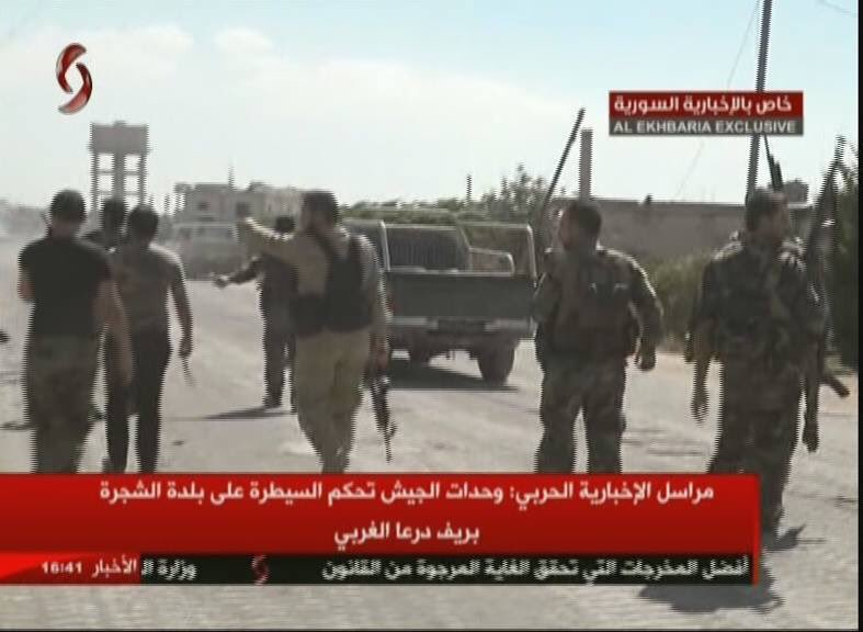 ISIS Loses Last Its Stronghold East Of Golan Heights, Syrian Army Continues Advance