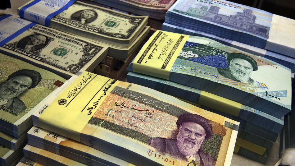 Iran's Rial Hits Historic Low As US Sanctions Loom