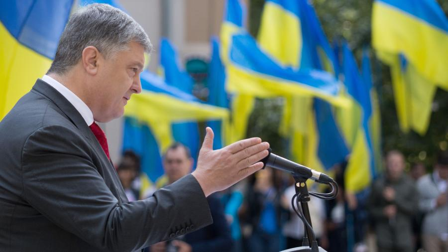 Why Poroshenko Will Escalate the Situation in Ukraine