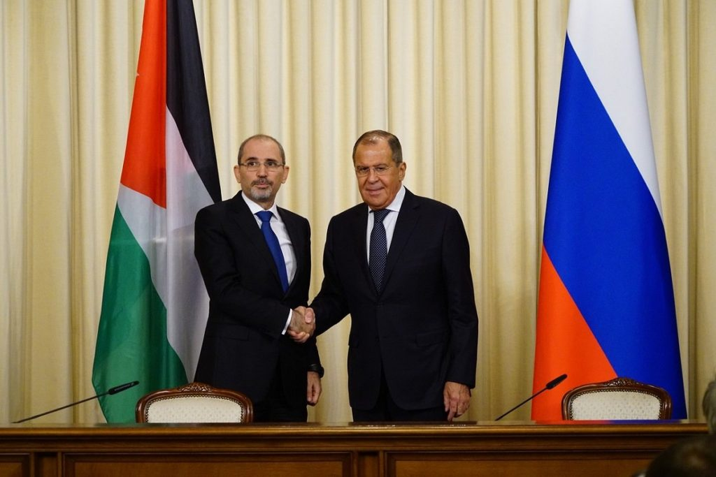 Ruussian Foreign Minister's Remarks And Answers To Questions At News Conference Following Talks With His Jordanian Counterpart