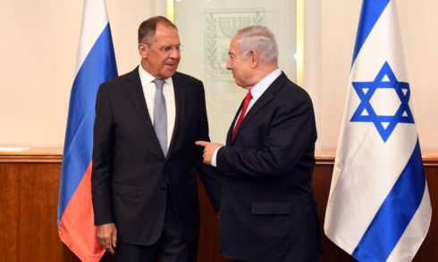 Russian And Israeli Top Officials Meet In Jerusalem Sparking New Round Of Rumors In MSM