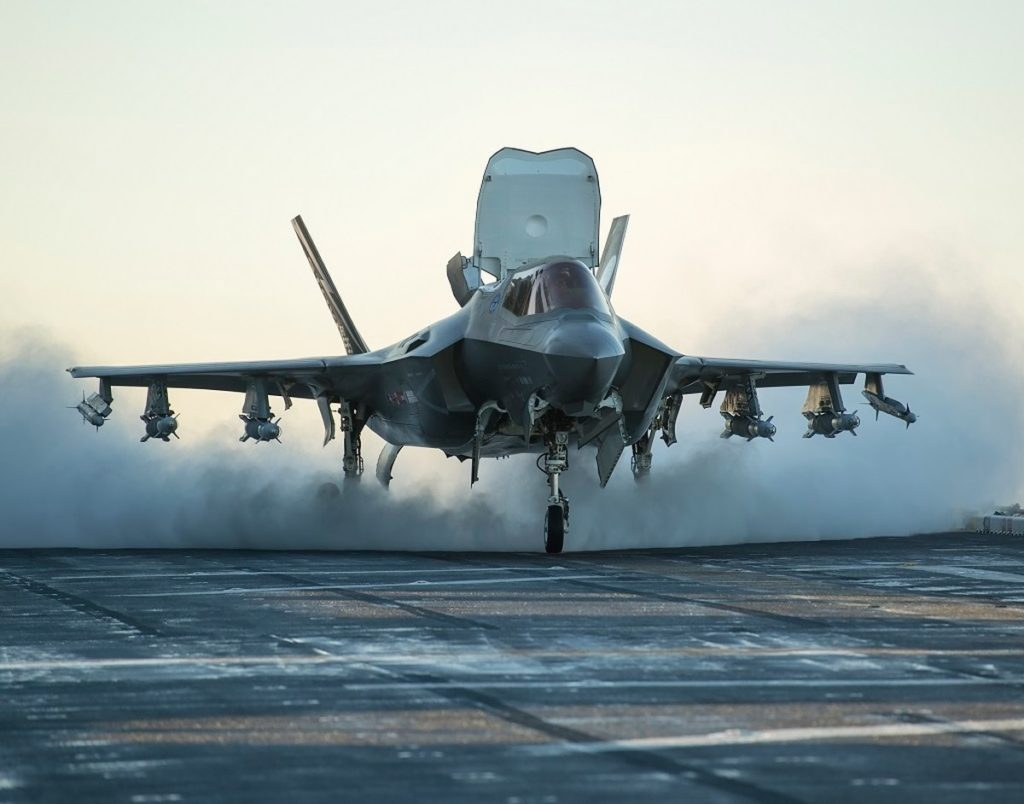 Italy Refuses To Continue Purchasing F-35 Fighters, Mulls Walking Out Of Existing Contracts