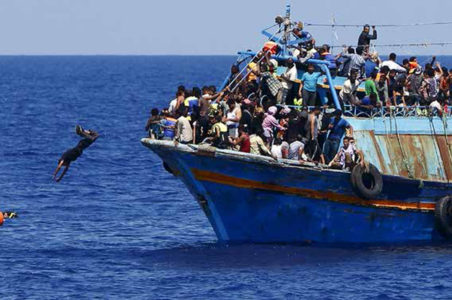 The Refugee Crisis and the Mediterranean Sea – The Largest Graveyard in Modern History