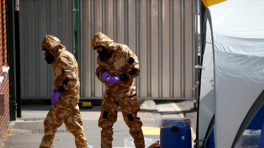 British Leadership Increases Anti-Russian Media Campaign Over Amesbury Incident