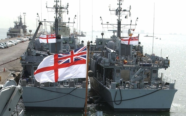 UK To Expand Navy In North Atlantic To Counter 'Russian Threat'