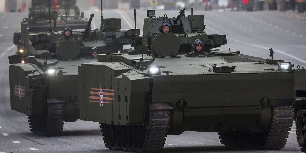 Russia's Modern Kurganets-25 Infantry Fighting Vehicles To Arrive For Troops In 2019