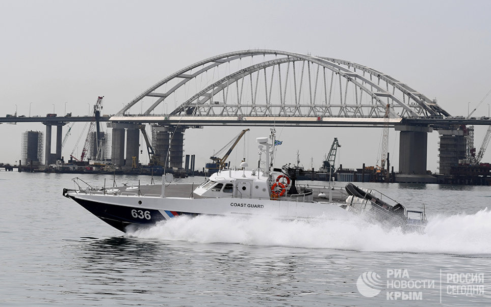 Sea of Azov: The Hot Backwater of New Cold War