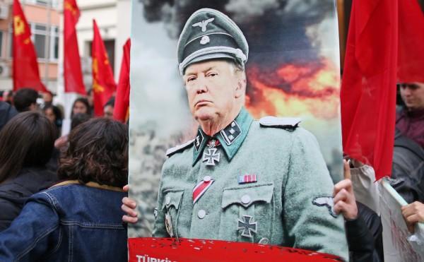 Hardcore Hitler on Hitler in Helsinki