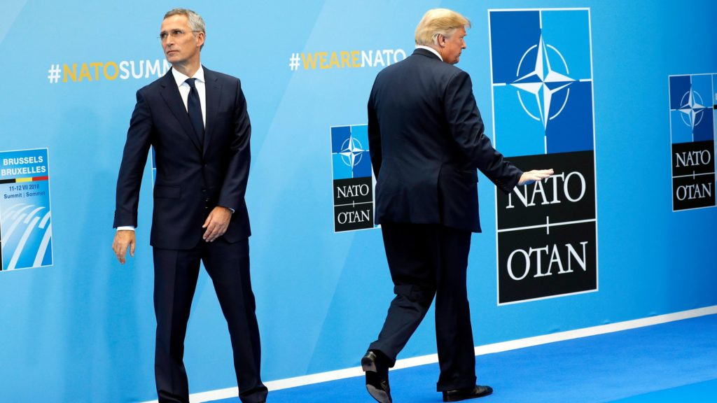 Trump Claims NATO Member States Agreed To Boost Defense Spending After His Pressure