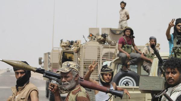 Saudi-UAE Coalition Kicks Off New Attack Against Houthis In Sanaa Countryside