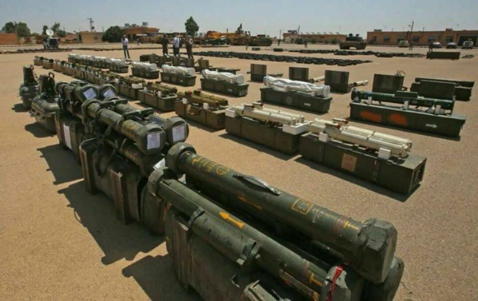 Militants Surrender More Battle Tanks, Missiles And Other Equipment To Syrian Army (Photos, Video)