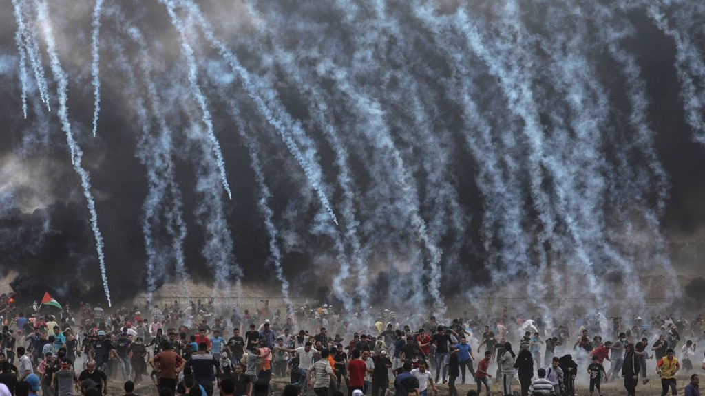 Israel Tightens Blockade Of Gaza Strip