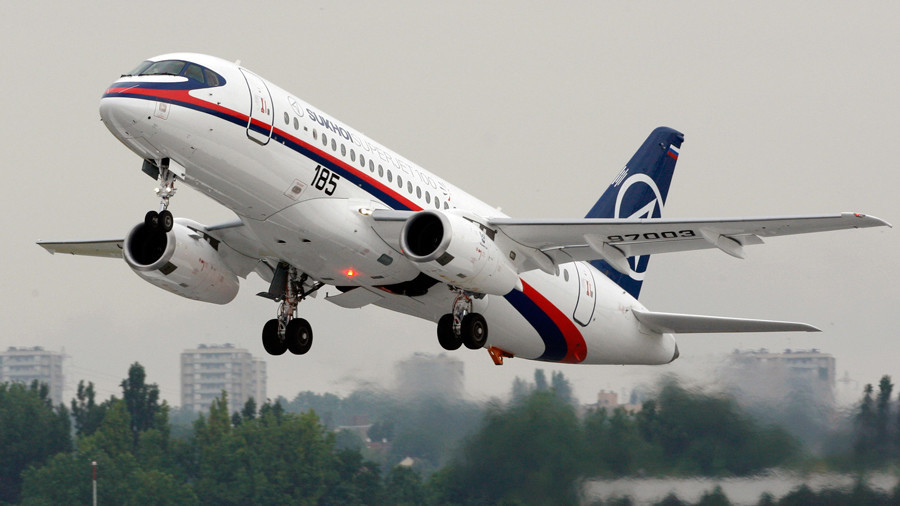 Russia To Sell 10 SSJ100 and MS-21 Jets To Peru