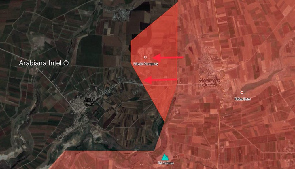 Syrian Forces Liberate Over 10 Settlements From ISIS East Of Golans (Maps)