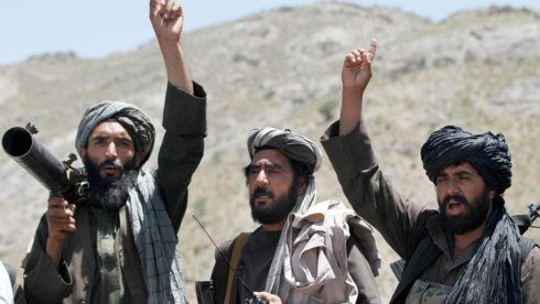 U.S. Reportedly Held Negotiations With Afghanistan's Taliban In Doha