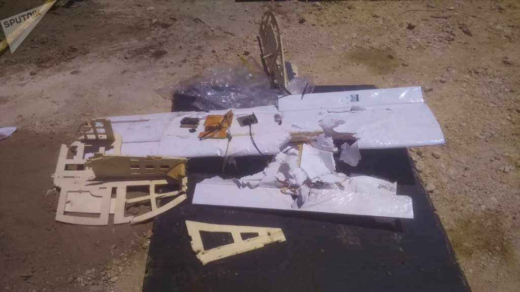 More Details About June 30 Drone Attack On Russia's Khmeimim Air Base In Syria