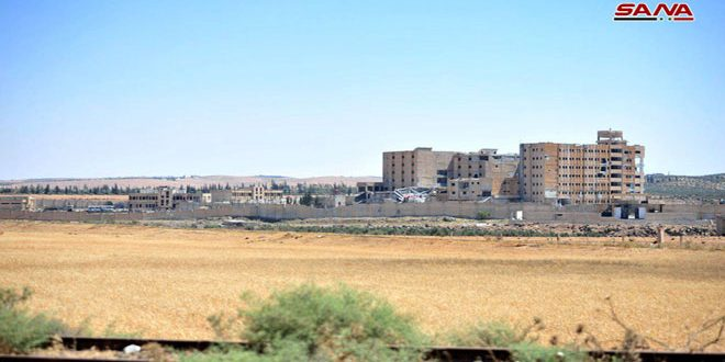 Syrian Government Restores Control Of Five More Settlements In Daraa province (Photos)
