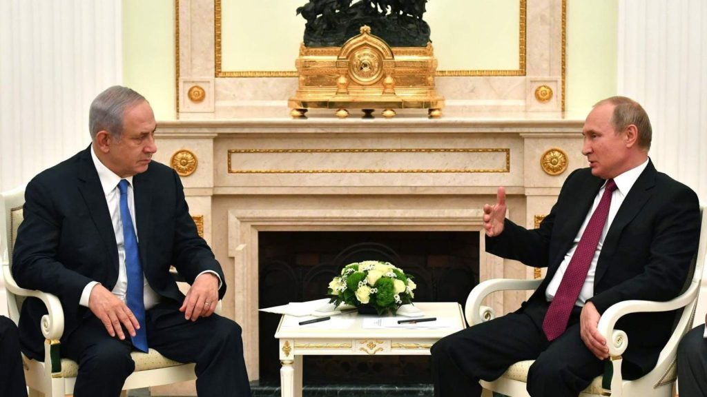Moscow Becomes Apparent Mediator In Indirect Iranian-Israeli Talks