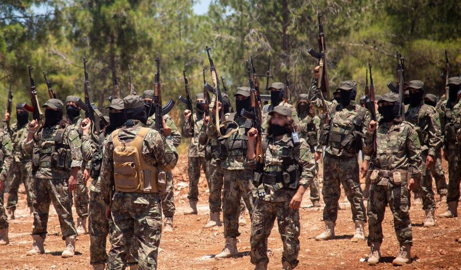 Hay'at Tahrir Al-Sham Ambushes Turkish-Backed Militants Near Frontlines With Syrian Army