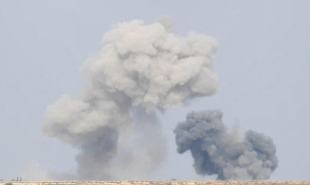 Israeli Warplanes Destroy Rocket Launcher Of ISIS In Southern Syria