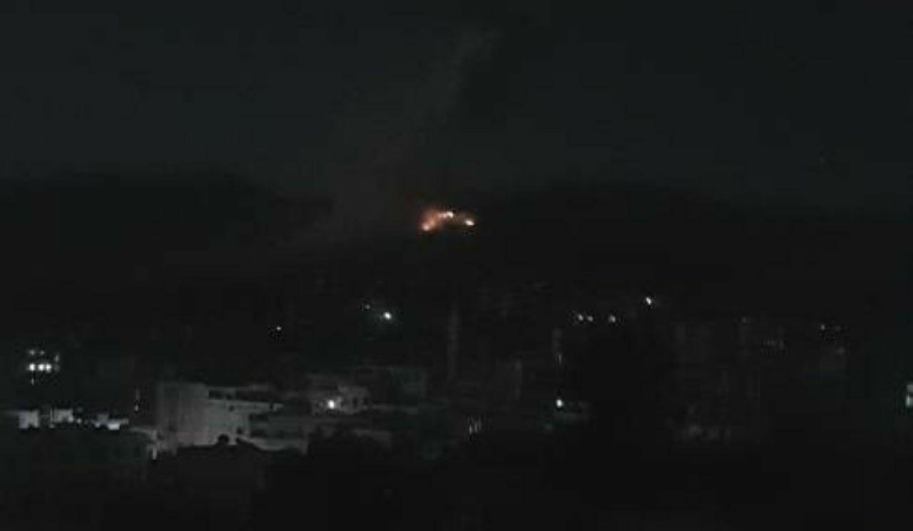 Explosion Rocks Large Ammo Depot Of Turkestan Militants Near Turkish Observation Post In Northern Syria