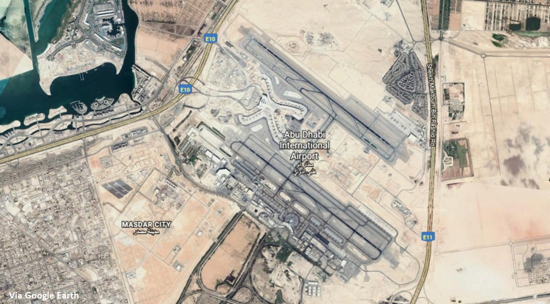 Yemen's Houthis Strike International Airport Of Abu Dhabi With New Armed Drone