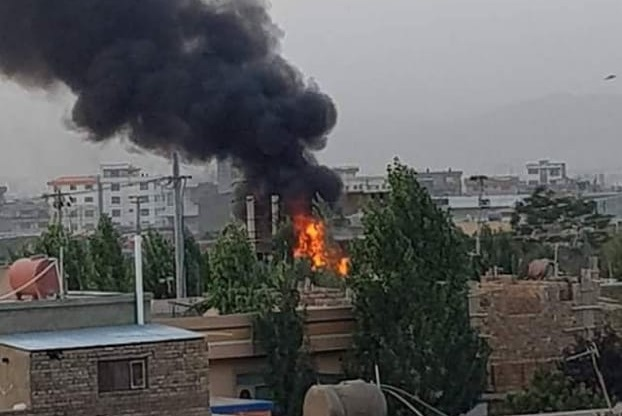 Taliban Targets Convoy Of Afghan Intelligence With Suicide Attack