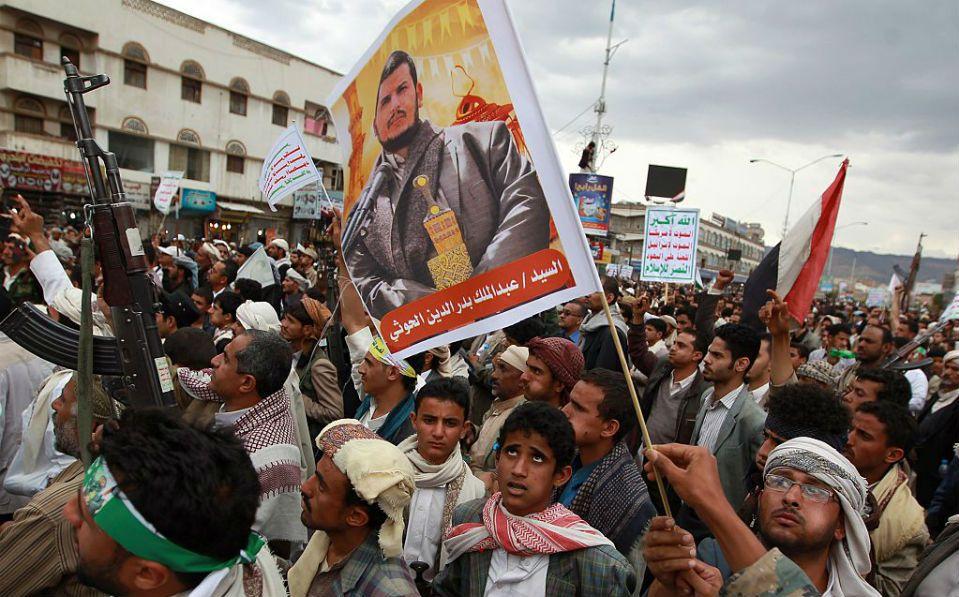 Houthis Ambush Military Convoy In Southern Saudi Arabia