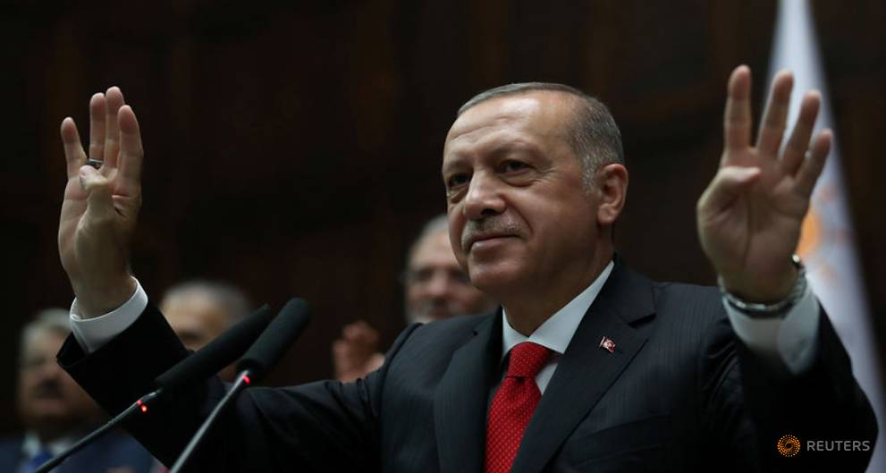 Turkish Lira Resumes Plunge After Erdogan Grants Himself Power To Appoint Central Bank Governor