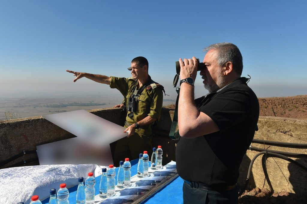 Israeli Defense Minister Says Tel Aviv Does Not Exclude Re-Establishment Of Some Ties With Syrian Government