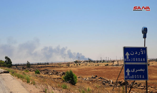 Russia And Free Syrian Army Reach Initial Agreement On Southern Syria - Reports
