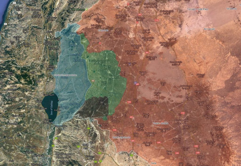 Syrian And Russian Forces Liberate Southern Part Of Daraa City (Photos, Maps)