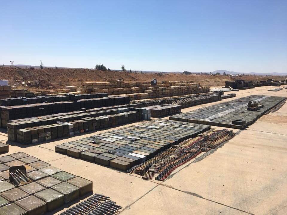 Radikáli Vzdať Viac Bojové Tanky, Rakety A Iné Zariadenia Na Sýrskej Armády (Fotografie, Video)