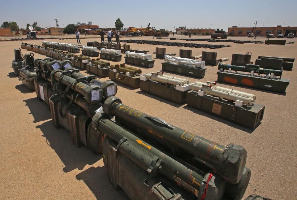 Les forces syriennes s'emparent d'armes antichars françaises à Daraa
